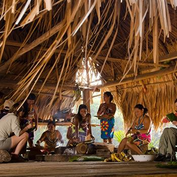 Embera Tours, Panama, Central America
