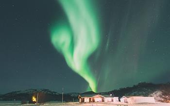 Qué hacer en Alaska: Tours de Aurora Borealis