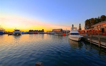 Things To Do In Fremantle: Boat Tours