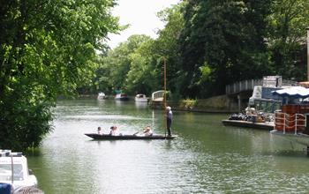Things To Do In Oxford: Boat Tours