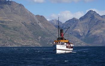 Things To Do In Wanaka: Boat Tours