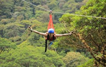 Things To Do In La Fortuna: Canopy Tours