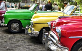 Things To Do In Varadero: Classic Car Tours