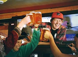 Alaska, Tours de Comidas y Bebidas
