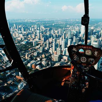 Helicopter Tours, Panama City, Panama