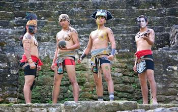 Things To Do In Orange Walk: Mayan Tours