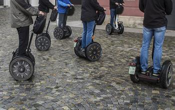 Things To Do In Athens: Segway Tours