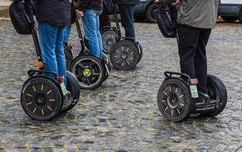 Things To Do In Cordoba: Segway Tours