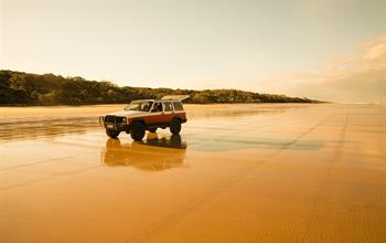 Things To Do In Fraser Island: Tours on Wheels