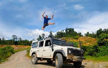 Things To Do In Quepos: Tours on Wheels
