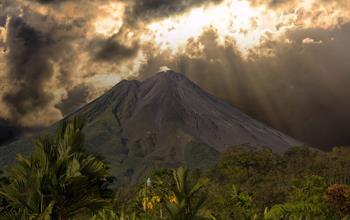 Things To Do In La Fortuna: Volcano Tours