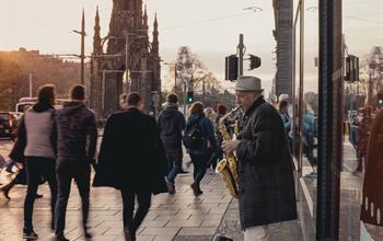 Qué hacer en Edimburgo: Tours a Pie
