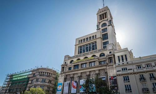 Go to the cinema for free in Madrid