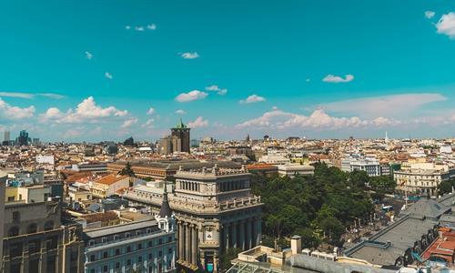 Explore Madrid for free