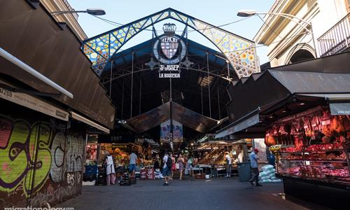 Its name is San Jose Market, but it is best known as La Boqueria