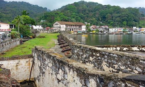 Portobelo en Panamá