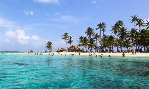 Isla en San Blas