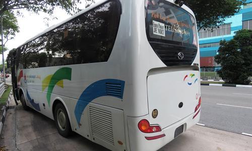 Bus Road Trip to Bocas del Toro