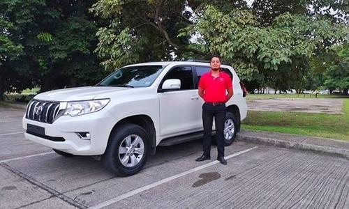 Bocas del Toro Private Transfer Driver