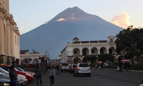 Tiqy Blog - New Years In Antigua Guatemala