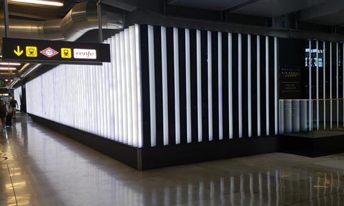 Madrid Barajas Intl. Airport - Terminal 4