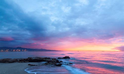 La Misericordia Beach