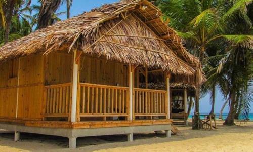 Cabin on Perro Chico Island