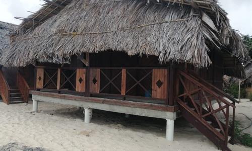 Cabin on Senidup Island