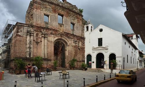 Colonial Religious Art Museum in Casco Viejo