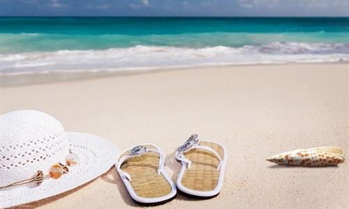 San Blas tropical vacation