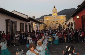 Año Nuevo en Antigua Guatemala – Una Opinión Honesta
