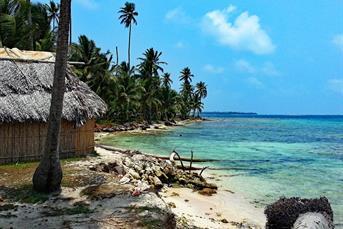 Mejores Islas para Alojarte en San Blas