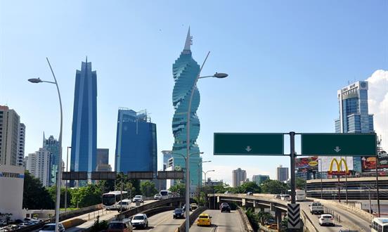 Ciudad de Panamá y sus edificios