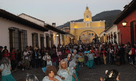 New Years In Antigua Guatemala – The Honest Opinion