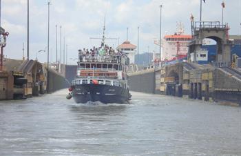 ¿Parcial o Completo? Tours de Tránsito por el Canal de Panamá