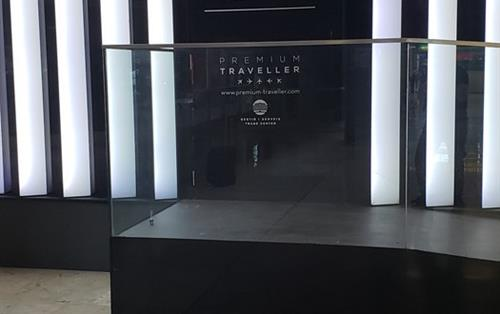 Review of The Premium Traveller Rooms Madrid Airport