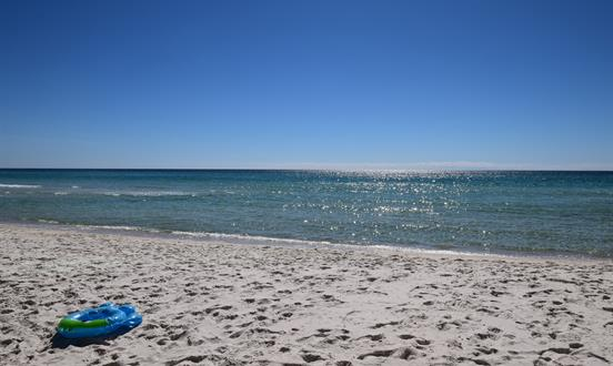 Beach Near Panama City