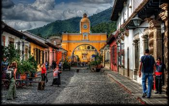 Things To Do In Guatemala: City Tours