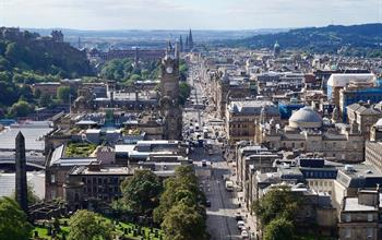 Things To Do In Scotland: City Tours