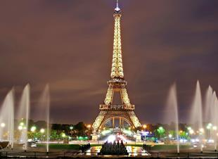 France, Eiffel Tower Tours