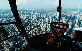 Things To Do In Panama: Helicopter Tours