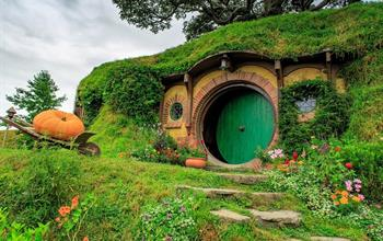 Things To Do In New Zealand: Hobbiton Movie Set Tours