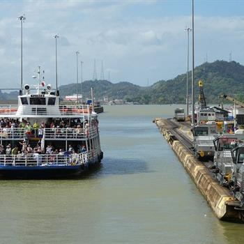 Panama Canal Tours, Panama, Central America