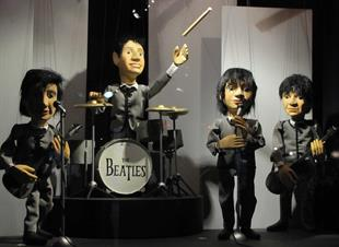 Inglaterra, Tours de los Beatles