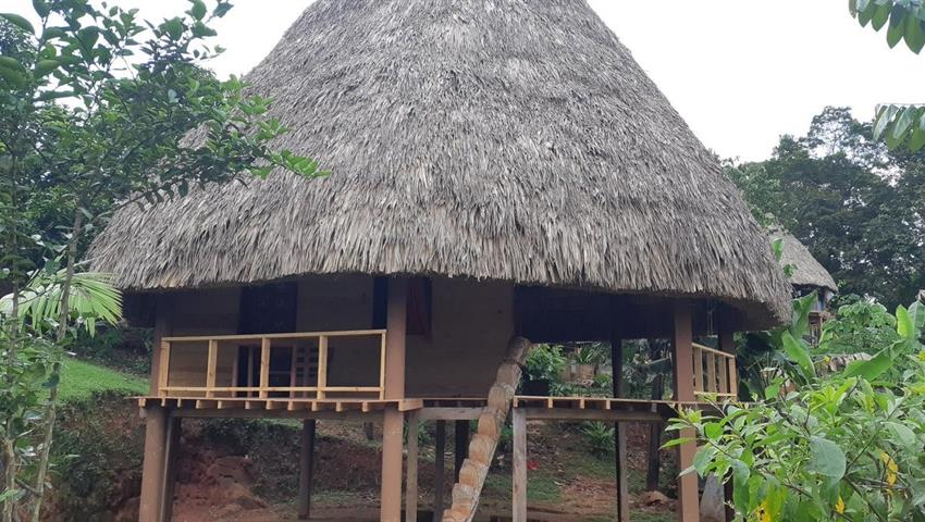 Embera Katuma 1, 1 Night 2 Days Tour in the Emberá Katuma Community From Panama City