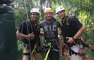 10 LINE CANOPY TOUR IN GAMBOA FROM PANAMA CITY 2, 10 Line Canopy Tour in Gamboa from Panama City
