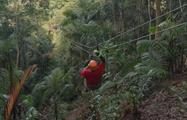 10 LINE CANOPY TOUR IN GAMBOA FROM PANAMA CITY 5, 10 Line Canopy Tour in Gamboa from Panama City