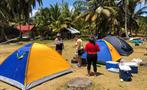 camping 4, 2 Night and 3 Day Camping Tour in Cayos Limones from Panama City