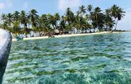 camping 4, Tour de 2 Noches y 3 Días de Camping en Cayos Limones desde la Ciudad de Panamá