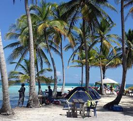 3 Day / 2 Night Camping Tour to San Blas From Panama City